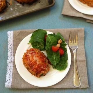 Mini Turkey Pizza Meatloaves   Teaspoonofspice.com