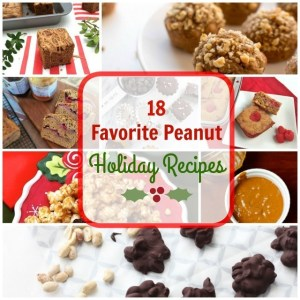 Our Favorite Peanut Holiday Recipes