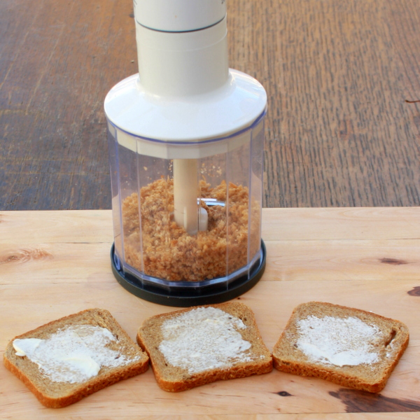 How to Make Homemade Whole Wheat Panko Breadcrumbs