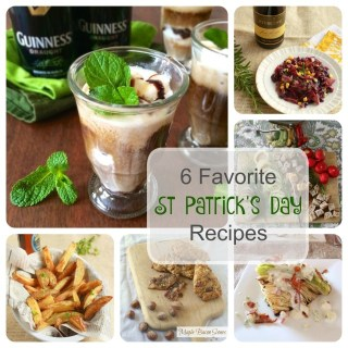 Unexpectedly delicious: FAVORITE ST PATRICK'S DAY RECIPES | @tspcurry