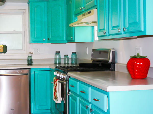 DIY kitchen UPDATE ON A BUDGET | @tspcurry