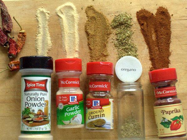 How to Make Homemade Chili Powder   @TspCurry
