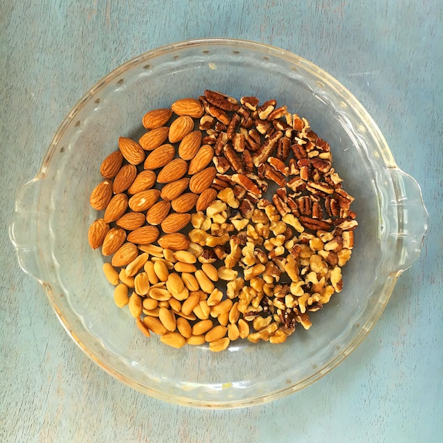 Healthy Kitchen Hacks - How to Toast Nuts in Minutes @tspbasil
