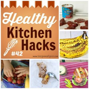 Healthy Kitchen Hacks #42