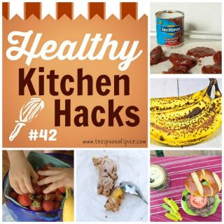 Healthy Kitchen Hacks #42