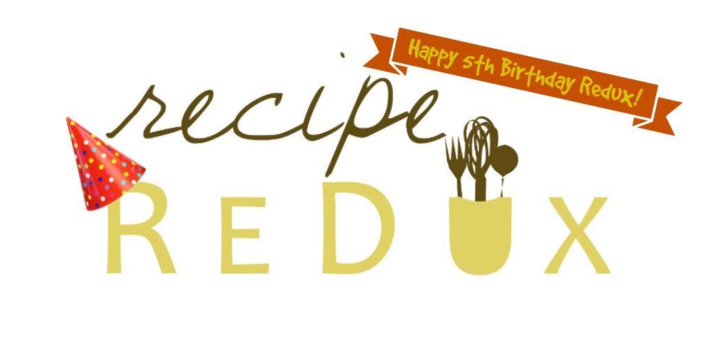 The Recipe ReDux turns 5 | @tspcurry