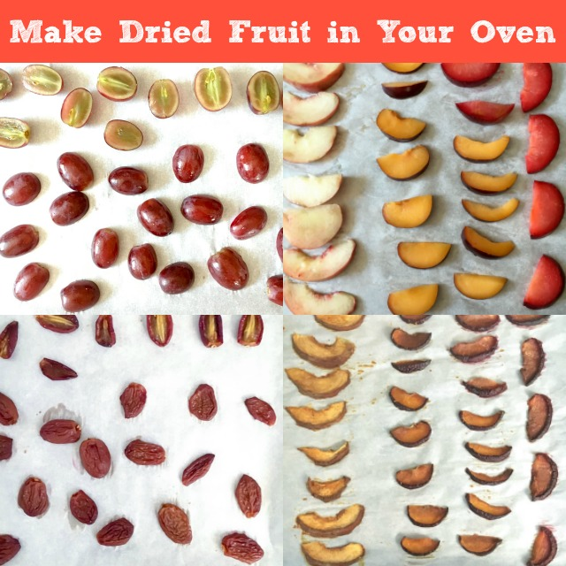Healthy Kitchen Hacks - How to Make Dried Fruit Easily in Your Oven