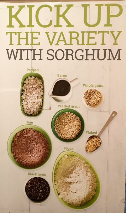 """Sorghum is the new """"it"""" grain and one of 5 Healthy Food and Nutrition Trends For 2017"""