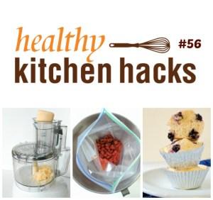Healthy Kitchen Hacks #56