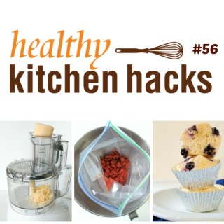 Healthy Kitchen Hacks #56