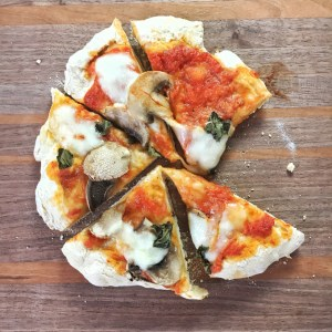 3 Ingredient Pizza Dough | Healthy Kitchen Hacks