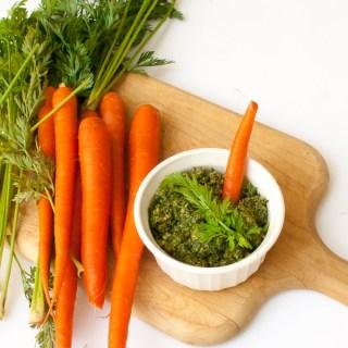 How to Keep Pesto Green | @TspCurry