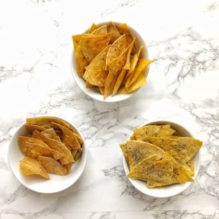 How to Make Flavored Tortilla Chips| Healthy Kitchen Hacks
