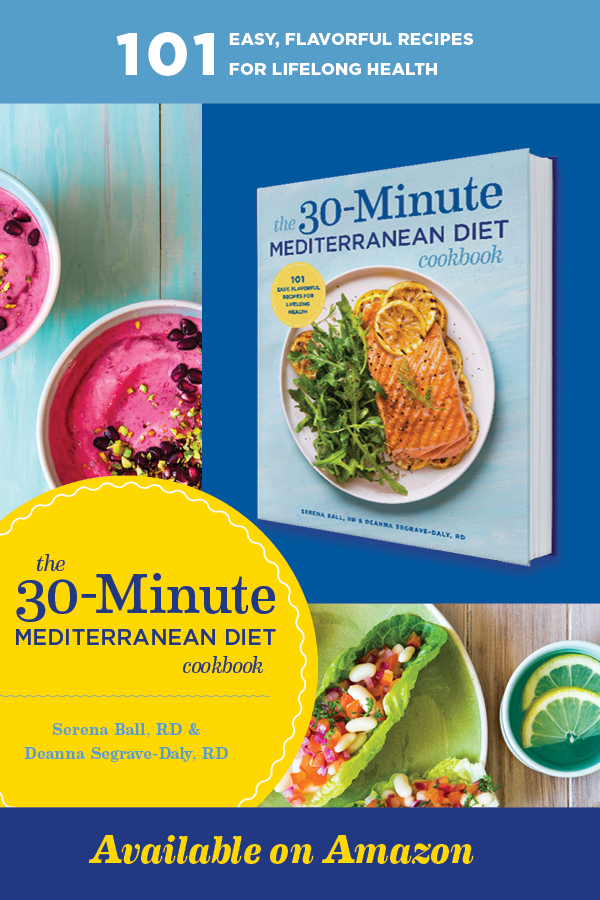 30 Minute Mediterranean Diet Cookbook