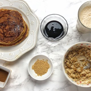 Add ground ginger, cinnamon and, molasses to dishes like oatmeal, smoothies, pancake batter and more to enjoy the holiday flavors without the extra calories. Healthy Kitchen Hacks @Teaspoonofspice.com #gingerbread