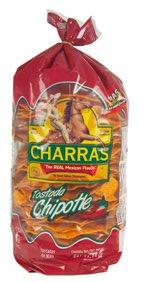 Charras - Tostadas - Chipotle