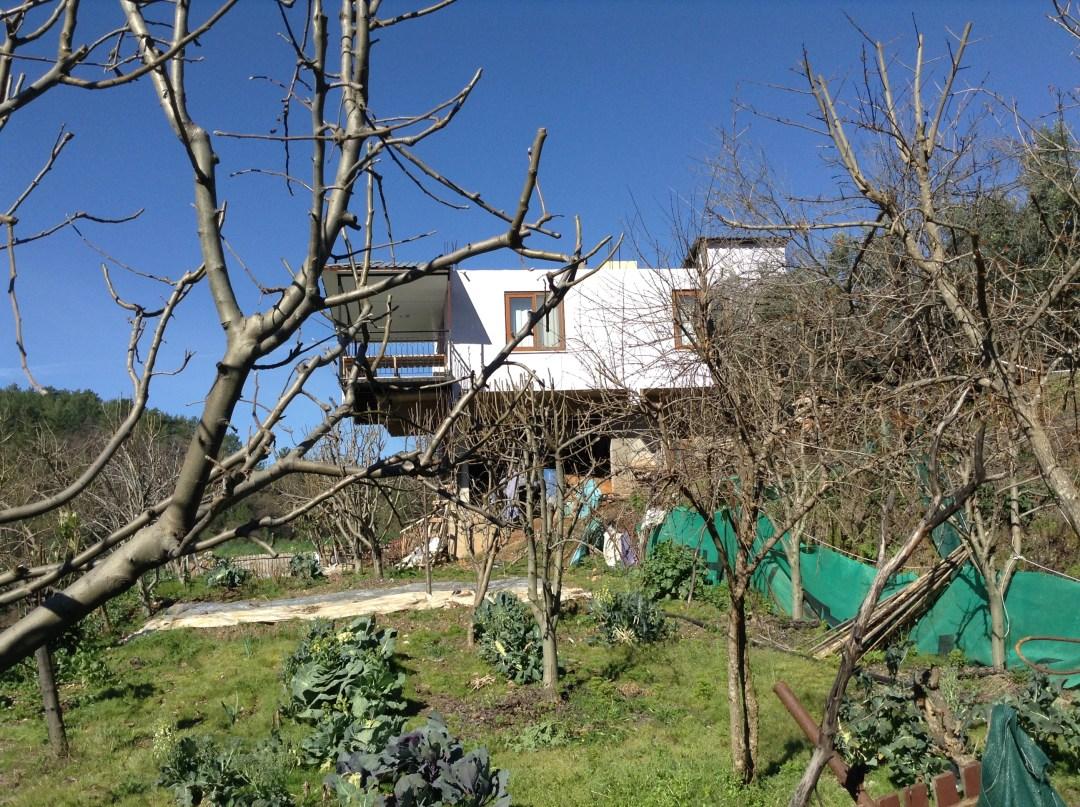 landsby, alanya landby, fred og ro
