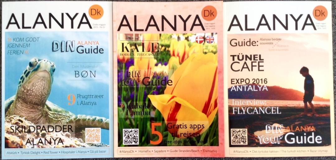 magasin alanya, dansk magasin alanya, engelsk magasin alanya