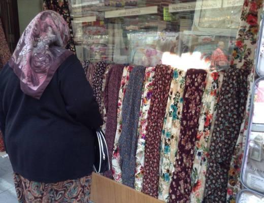 tyrkiske pludderbukser, grimme bukser