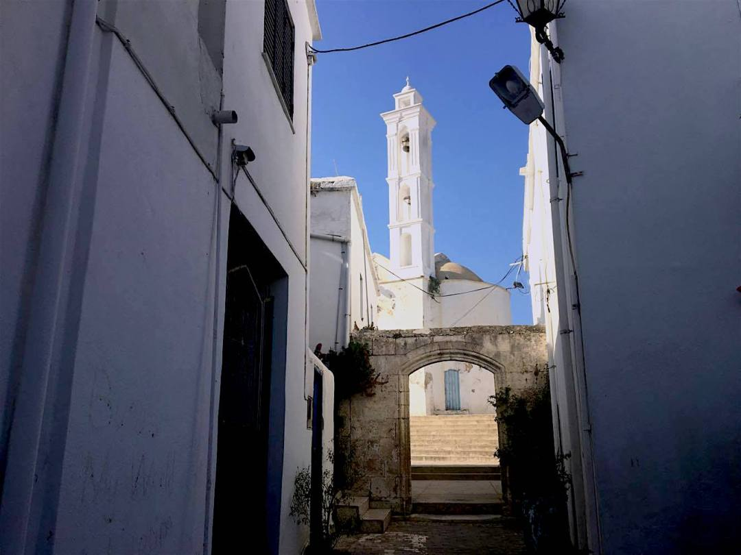 girne borgen, oplevelser i Girna, attraktioner i Girne, girne kirke