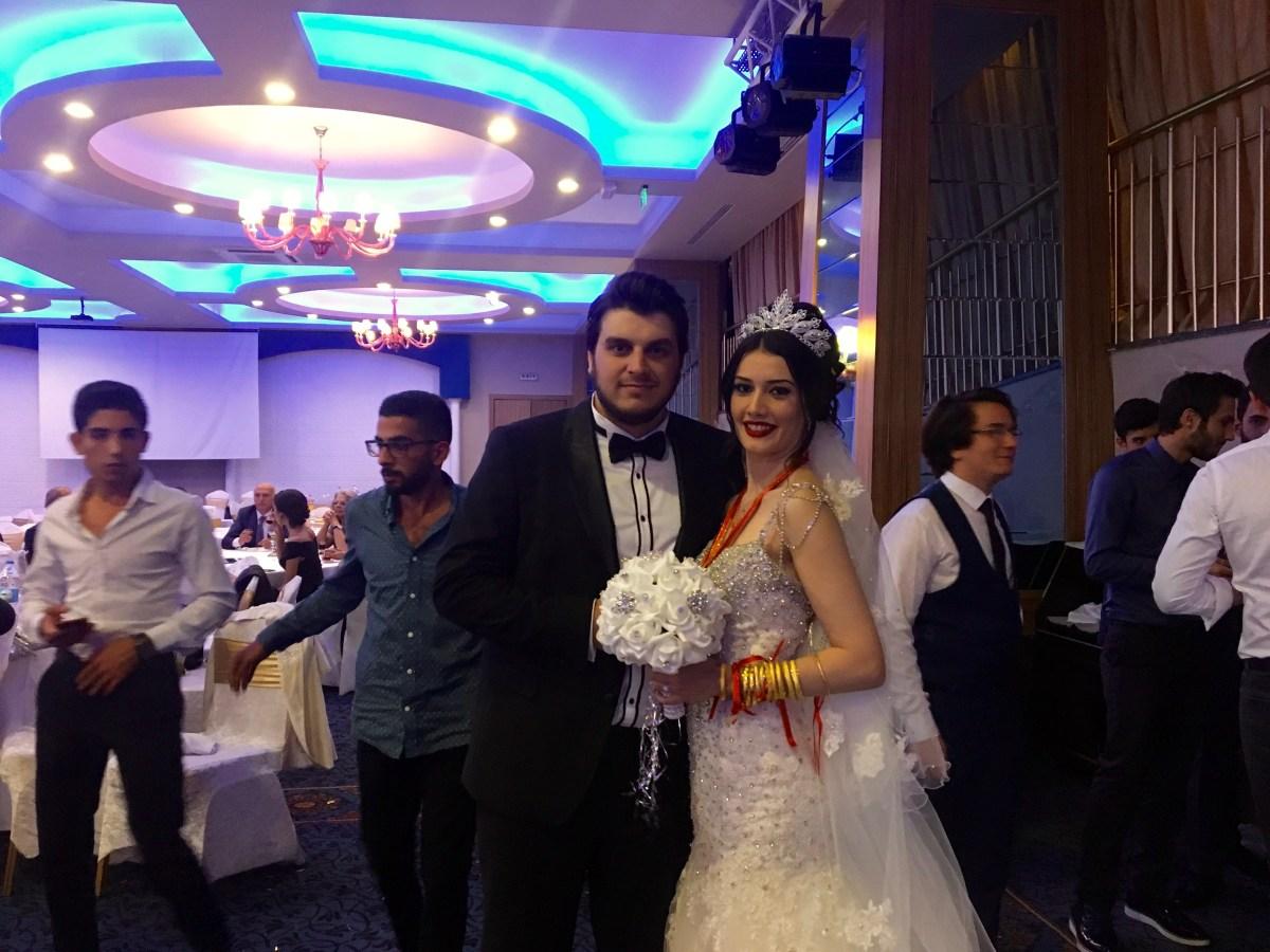 Lørdag: Til eksklusivt tyrkisk bryllup