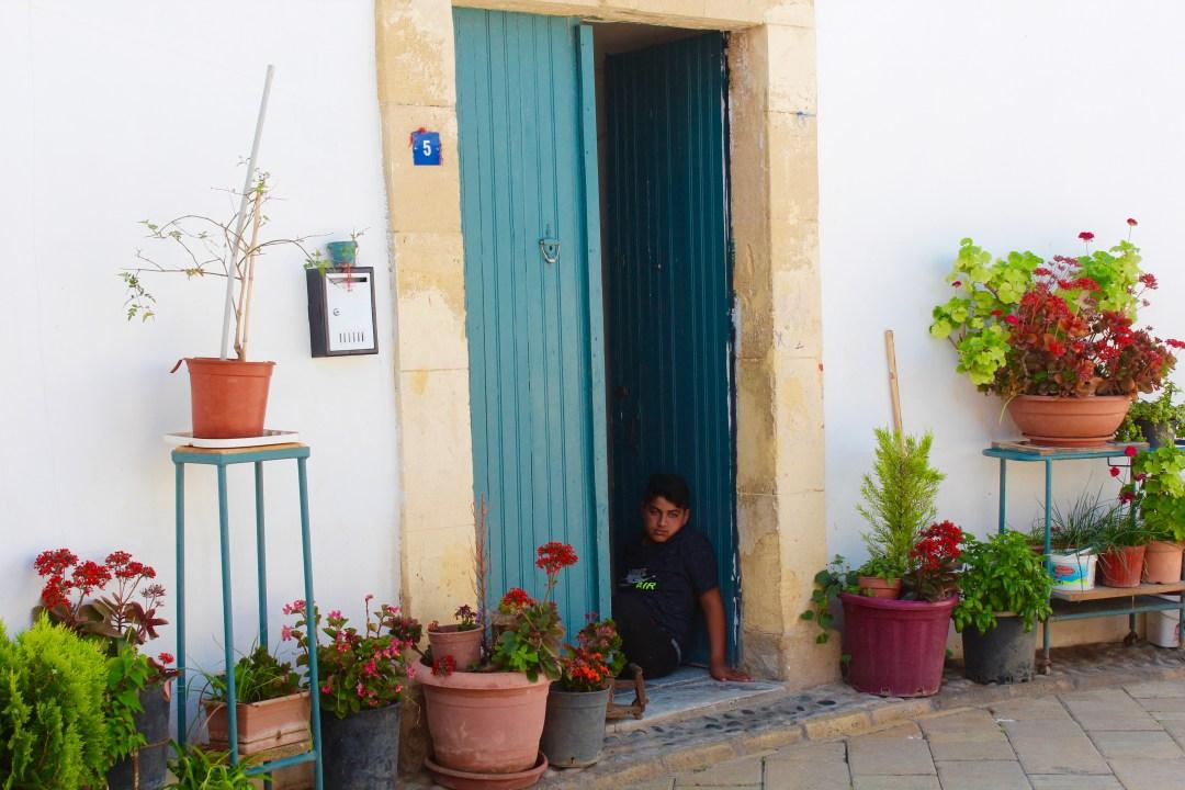 Det sociale boligbyggeri Nicosia, nicosia seværdigheder, Saman Bahçe nicosia, Saman Bahçe nordcypern, nordcypern seværdigheder, nordcypern guide,