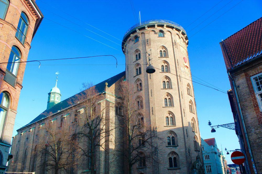Trinitatis kirken, rundetårn, Trinitatis kirken rundetårn, kirker i københavn, seværdigheder i københavn, købenahvn gratis seværdigheder