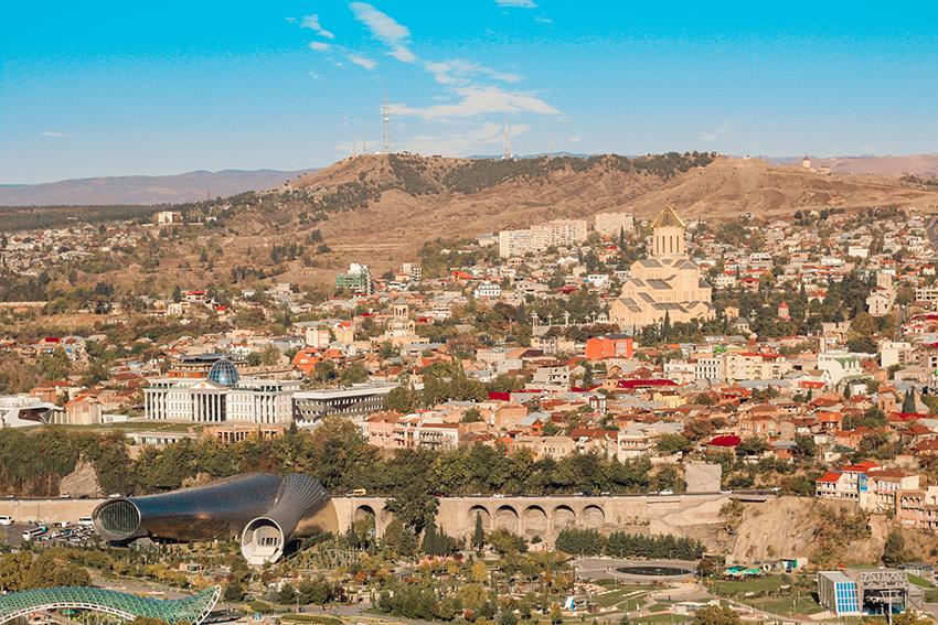 Georgien, rejser til Gerogien, tbilisi, fakta om tbilisi, rejseblog om Georgien, fakta om Georgien