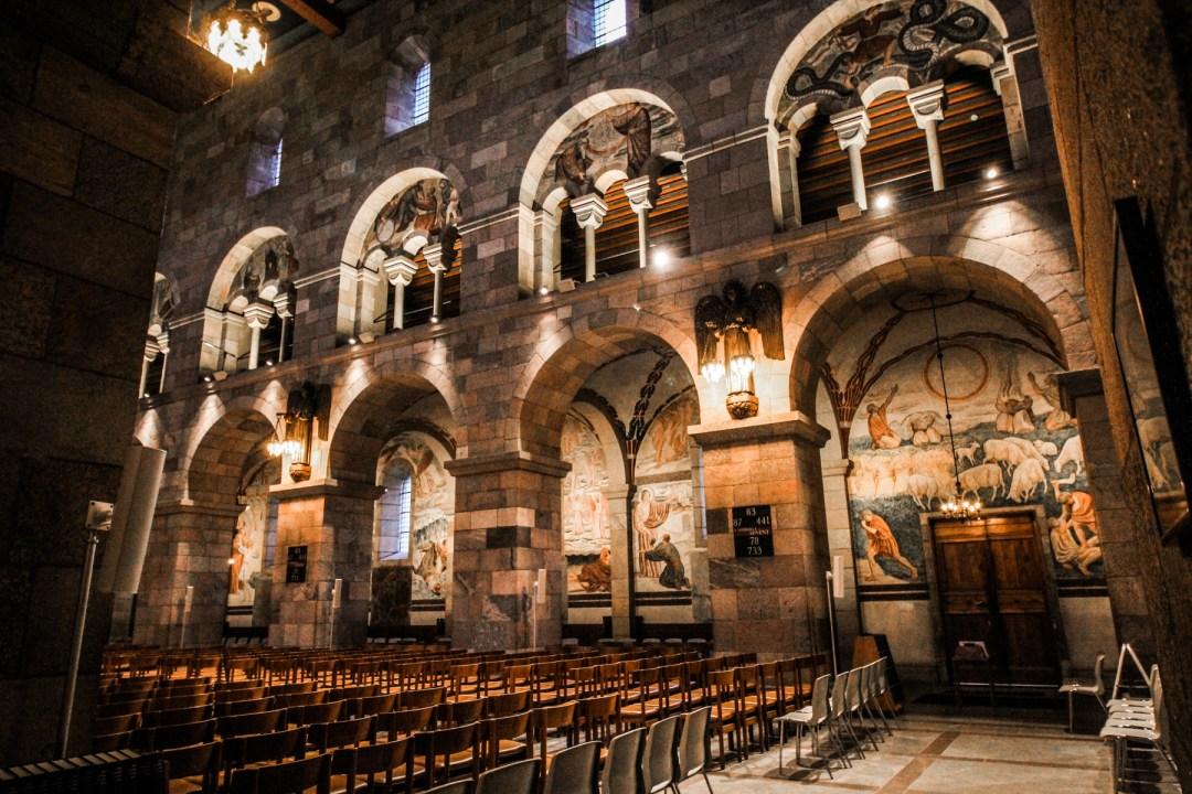 Viborg Domkirke, Domkirken i Viborg, seværdigheder i Viborg, oplevelser i Viborg