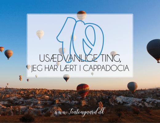 Cappadocia, ting jeg har lært mens jeg rejser, kappadokien, seværdigheder i Tyrkiet, Tyrkiet seværdigheder, luftballon i Tyrkiet, Tyrkiet luftballon