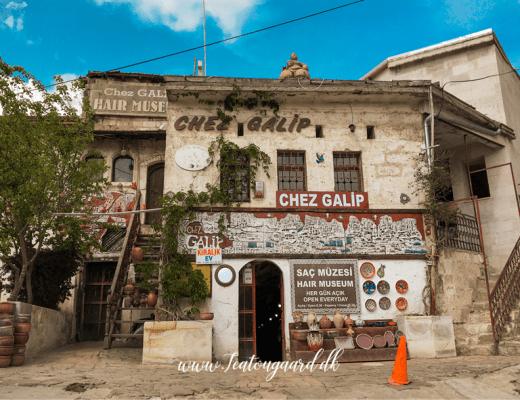 Hår museum, museum med hår, museer i cappadocia, kappadokia museum, Tyrkiets mærkeligste museum, verdens mærkeligste museum, museer i Tyrkiet, rejseblog tyrkiet, rejseblog cappadocia