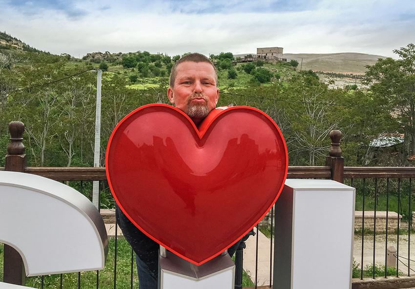 Instagram far, rejseblogger far, tyrkisk landsby, danske rejseblogs, rejseblog