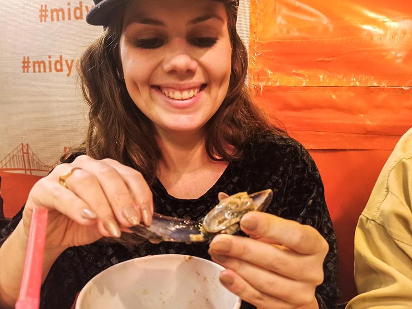 Midyeci ahmet, de bedste restauranter i Istanbul, spisesteder i Istanbul, restaurant anmeldelser i Istanbul, Istabul muslinge restaurant, muslinger istanbul, de bedste muslinger i Istanbul