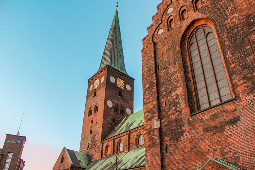 Århus domkirken, domkirken i Århus, kirker i Århus, seværdigheder i Århus, Seværdigheder i Aarhus, oplevelser i Århus