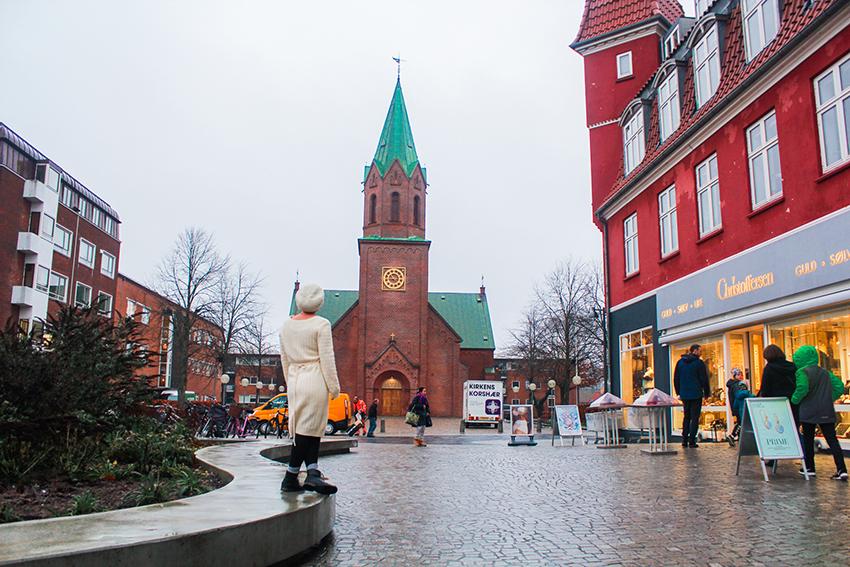 Silkeborg kirke, Kirker i Silkeborg, seværdighed Silkeborg, opelvelser i Silkeborg, Kirke silkeborg