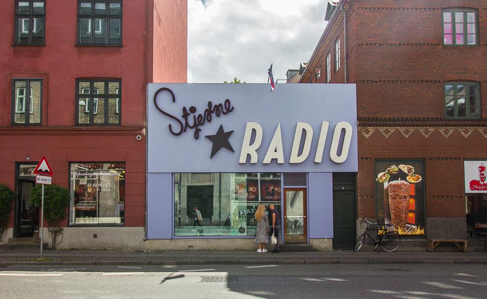 Stjerne radio, gratis seværdigheder i København, Gratis opleveser i København, Stjerne Radio i København