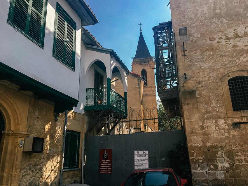 he Armenıan Church and Monatery, kirker i Nicosia, Nicosia kirker,