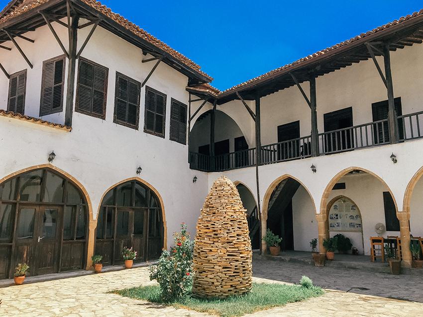 the eaved house, museer i nicosia, gratis seværdigheder i nicosia, cyperns hovedstad, hovedstaden på Cypern, osmanisk indretning, gratis oplevelser i Nicosia, Seværdigheder i Lefkosa