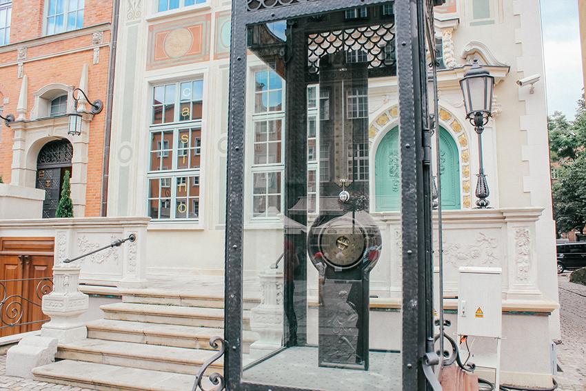 Gabriel Daniel Fahrenheit, Fahrenheit monument, Fahrenheit termometer, Danzig, Gdansk oplevelser