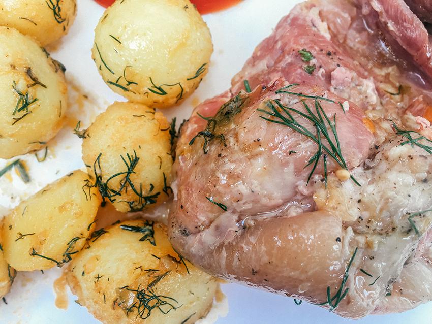 Golonka, Polsk mad, mad fra Polen, madguide Polen, polsk svinekød