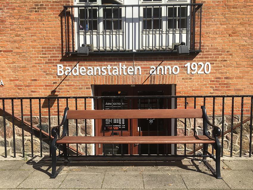 Silkeborg badeanstalt, badeanstalten i Silkeborg, Danske badeanstalte, seværdigheder i Silkeborg, Seværdigheder i Midtjylland, Seværdigheder i Jylland