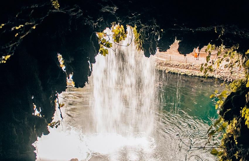 Øvre duden vandfald, vandfald antalya, antalya duden vandfald, seværdigheder i Antalya, Antalya seværdigheder, oplevelser i Antalya, Antalya oplevelser, parker i Antalya,
