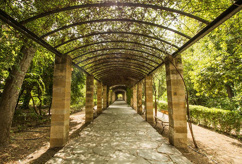 National garden i Athen, Athen national garden, park i Athen, seværdigheder i Athen, grønne områder i Athen, gratis seværdigheder i Athen