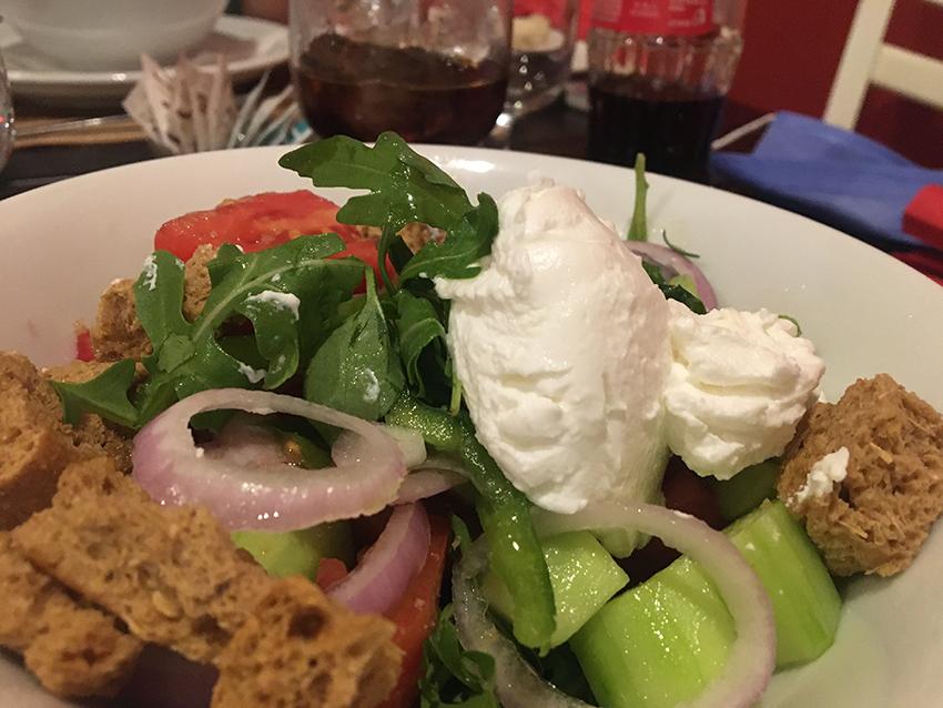 græsk salat, Greek salat, græsk mad, hvad skla man spise i Grækenland, græske lokalretter