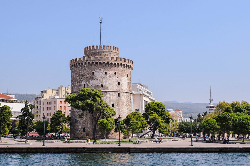 Thessaloniki, Grækenland guide, Grækenlands støreste byer, Thessaloniki grækenland, Græsk rejseguide,