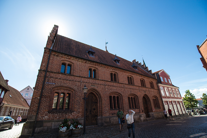 Det gamle Rådhus, Ribe Rådhus, Det gamle Rådhus i Ribe, Seværdigheder i Ribe, Seværdigheder i Vestjylland, Ribe oplevelser, Vestjylland Oplevelser