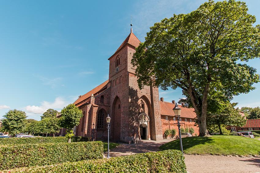 Sct Catharinæ kirke kloster, Sct Catharinæ, Sct Catharinæ kloster, Ribe kloster, Kloster i Ribe, Kirke i Ribe, Seværdigheder i Ribe, Oplevelser i Ribe,