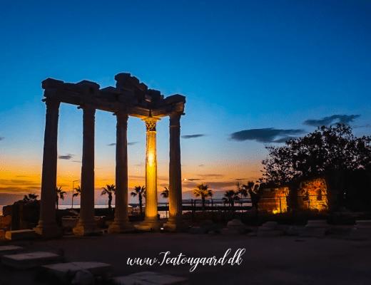Side Apollon tempel, Apollon ruiner, templet af Apollon, Seværdigheder i Side, Athena tempel Side, Apollon Manavgat
