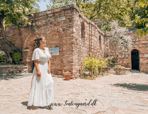 Jomfru Maria hus, Efesus tyrkiet, Seværdigheder i Tyrkiet, Huset Jomfru Maria leve i, Virgin Mary´s house i Tyrkiet, oplevelser i Tyrkiet