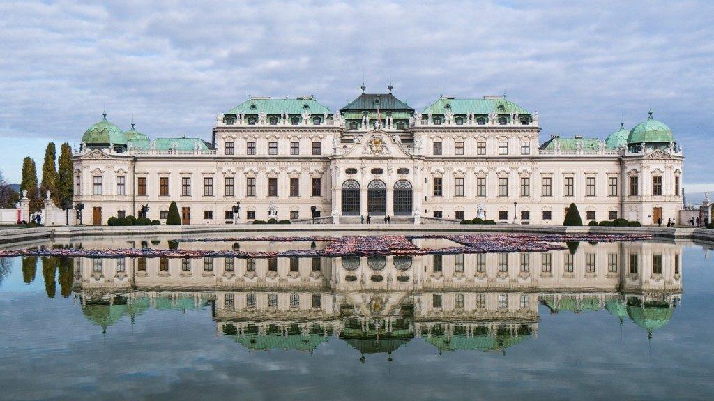 Wien, donau river, Flodkrydstogter, Østrig,